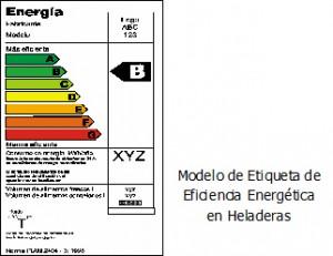 Etiqueta Eficiencia Energetica 2