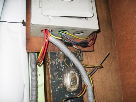 No lo postergue m s revise las instalaciones el ctricas - Cable instalacion electrica ...