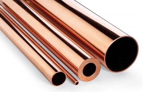 El cobre por un tubo programa casa segura m xico - Tubo de cobre para gas ...