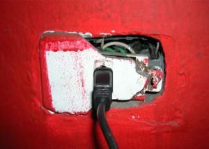 Cuidado con el sobrecalentamiento de los cables el ctricos for Casa elegante en mal estado